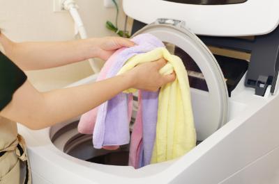 ほっとくと大量にあふれる洗濯物:家事代行